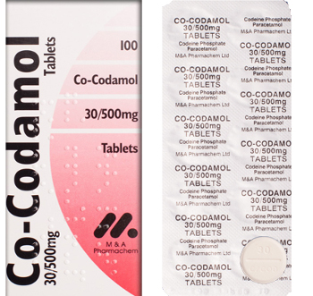 co-codamol main